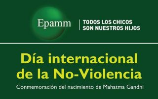 No violencia CORTO