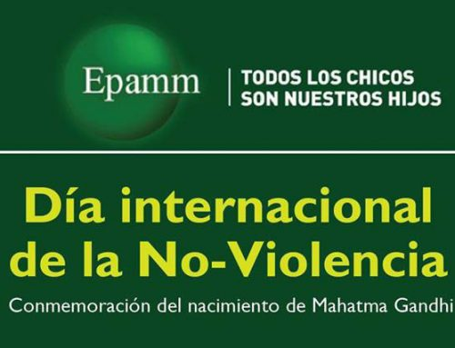 EPAMM convoca a una jornada por la No Violencia