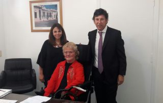 Posse, Antonini y Giordani