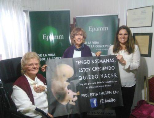 EPAMM entregará su premio a la solidaridad 2017 a Mariana Rodríguez Varela
